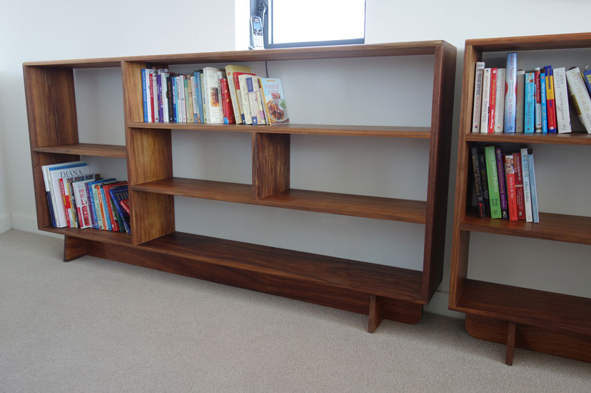 Bathroom cabinets and storage units - Cindi S Low Line Bookcases Sydney Nathaniel Grey