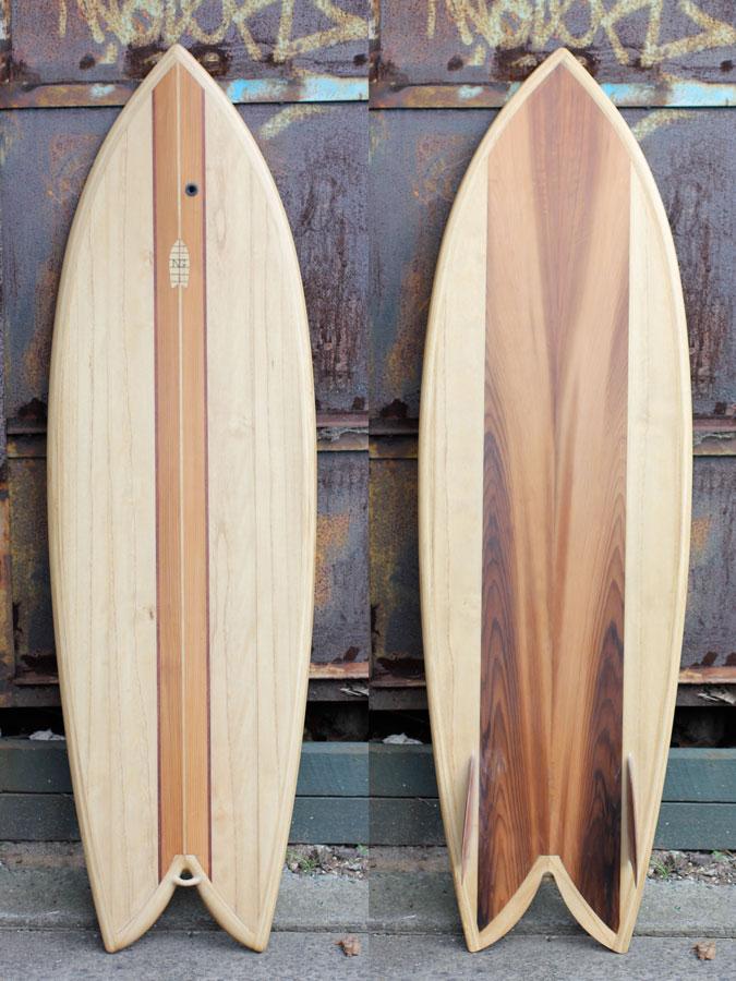 Hollow Wooden Surfboards Nathaniel Grey Sydney Australia