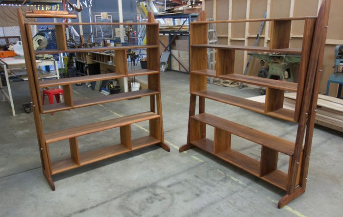 Kristy's blackwood-shelves
