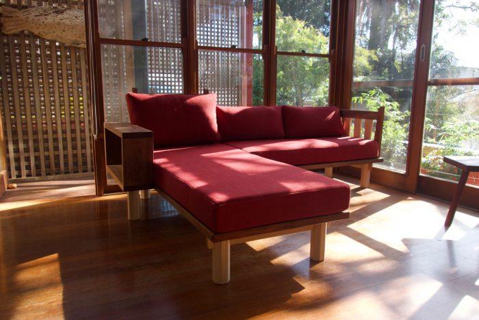 Rick's custom lounge