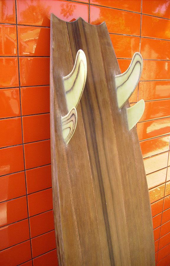 Timber Bat Tail Twinzer fins