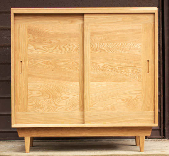 Custom made cabinet by Nathaniel Grey, Sydney